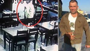 Çoruh'a saldıran grubun, restoranı birbirine kattığı görüntüler ortaya çıktı