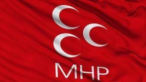 MHPde bir istifa bir görevden alma