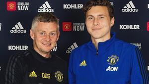 Manchester United, Lindelöfün sözleşmesini uzattı