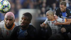 Club Brugge - Galatasaray: 0-0