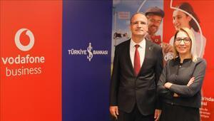 Vodafone ve Türkiye İş Bankasından Dijital Tarım Projesi