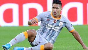 Radamel Falcao: Her geçen maç iyi hissediyorum