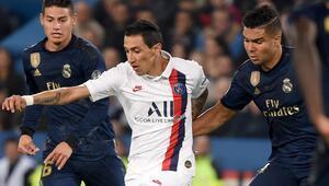 Paris Saint Germain - Real Madrid: 3-0