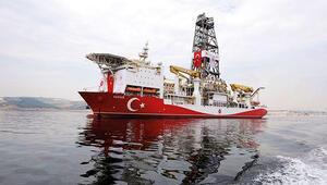 Yavuz sondaj gemisi aramalara ara verdi