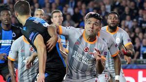 Galatasaray sonunda kaleyi gole kapadı