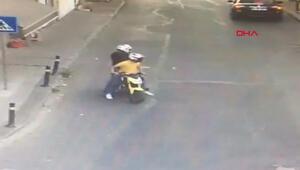 Gaziosmanpaşada motosikletli saldırganlardan 4 ayrı silahlı saldırı