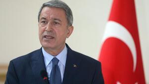 Milli Savunma Bakanı Akar: Sınır boyunca üs kuruyoruz…