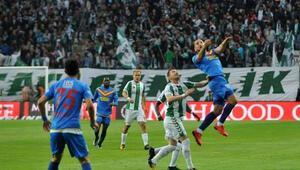 Konyasporun Göztepeye şansı tutmuyor