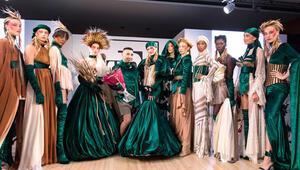 Türk modacıdan doğa temalı koleksiyon