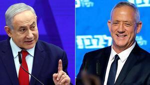 Son dakika... İsrailde sürpriz gelişme Netanyahu rakibine çağrı yaptı