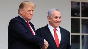 Trump, Netanyahuyu sattı