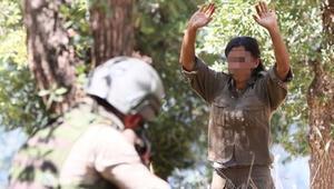 Son dakika... Silopide 4ü kadın 6 PKKlı terörist teslim oldu