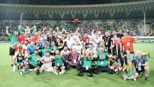 Kayyumun eşiğinden Süper Lig liderliğine Alanyada herkes mutlu...