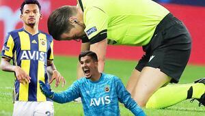 Fenerbahçeliler bunu konuşuyor Atletico Madrid - Juventus maçındaki o an...