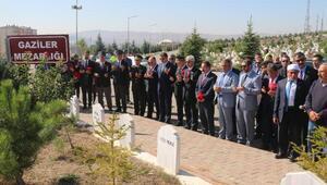 Sivasta Gaziler Günü törenle kutlandı