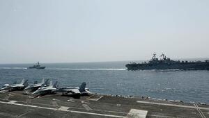 ABDnin savaş açıklamasına İrandan flaş sözler