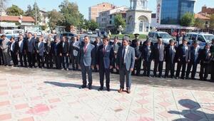 Çayda Gaziler Günü töreni