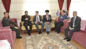 Güründe Gaziler Günü törenle kutlandı