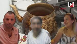 İstanbulda vahşet cezaevinden izinli çıktı, eski eşini kızgın yağ ile yaktı