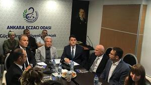 Ankara Eczacı Odası yönetimi değişti