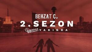 Behzat Ç. 2. sezon ne zaman başlayacak Yeni sezon için sürpriz açıklama