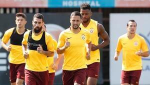 Galatasaray ara vermedi Yeni Malatyaspor hazırlıkları başladı...