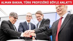 Türk profesör Almanya'da akıllı yol yapacak