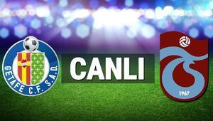 Canlı | Getafe Trabzonspor