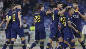 Roma 4-0 Başakşehir