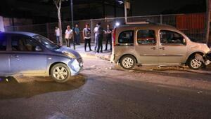 Manisa'da trafik kazası: 2 yaralı