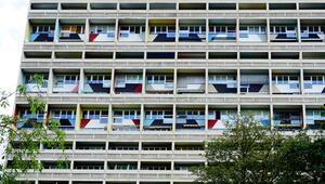 Le Corbusier'in 'göz alıcı şehir'leri