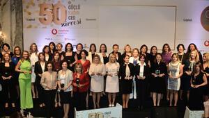 Türkiye'nin en güçlü 50 kadın CEO'su açıklandı! İşte o liste...