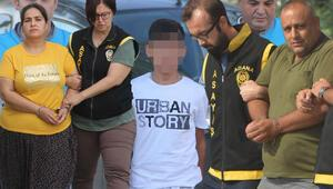 Akılalmaz olay Sevgilisini oğluna öldürttü, yakalanmamak için kılık değiştirdi