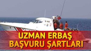 Sahil Güvenlik Komutanlığı uzman erbaş alımı başvuruları başladı