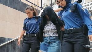 İstanbulda fuhuş operasyonu Mobil Türkan yakalandı