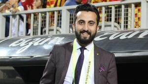 Burak Çakır: Galatasarayı yenip, hedefimize ilerlemek istiyoruz