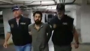 İzmirde yakalanan DEAŞ infazcısı, göçmen grubuyla Türkiyeye girmiş