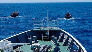Ruslar gemilere el koymuştu... Bir Kuzey Koreli öldü