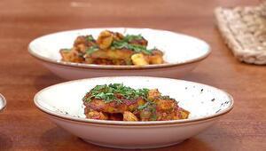 Musakka nasıl yapılır Tavuklu patates musakka tarifi