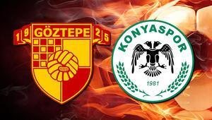 Göztepe Konyaspor maçı ne zaman, saat kaçta