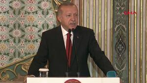 Son dakika... Cumhurbaşkanı Erdoğan: Marka şehirler kuracağız