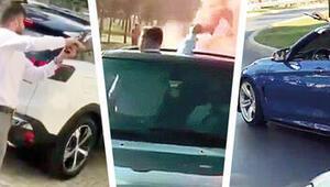 Son dakika... İstanbul'daki düğün konvoyunda terör estiren 6 maganda tutuklandı