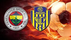 Fenerbahçe Ankaragücü maçı ne zaman, maç saat kaçta