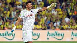 Trabzonspor, Uğurcan Çakırın sözleşmesini uzattı