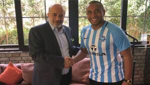 Adana Demirsporda Anderson futbolu bıraktı