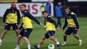 Fenerbahçe, Ankaragücü maçı hazırlıklarını tamamladı