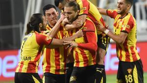 Göztepe - Konyaspor: 1-0