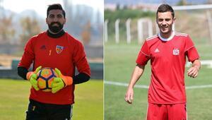 Sivassporda Muammer Yıldırım ve Rybalka sakatlandı