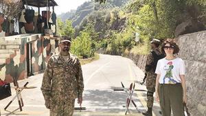 Hürriyet Azad-Cammu Keşmir sınırında... Keşmir'i anlayan tek ülke Türkiye