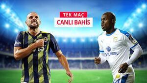 Fenerbahçenin konuğu Ankaragücü iddaada en çok 2.5 ÜST tercih ediliyor...